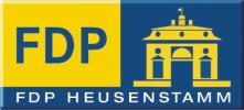 FDP-HEUSENSTAMM-LOGO