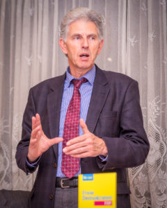 Uwe Klein, Fraktionsvorsitzender der FDP-Heusenstamm