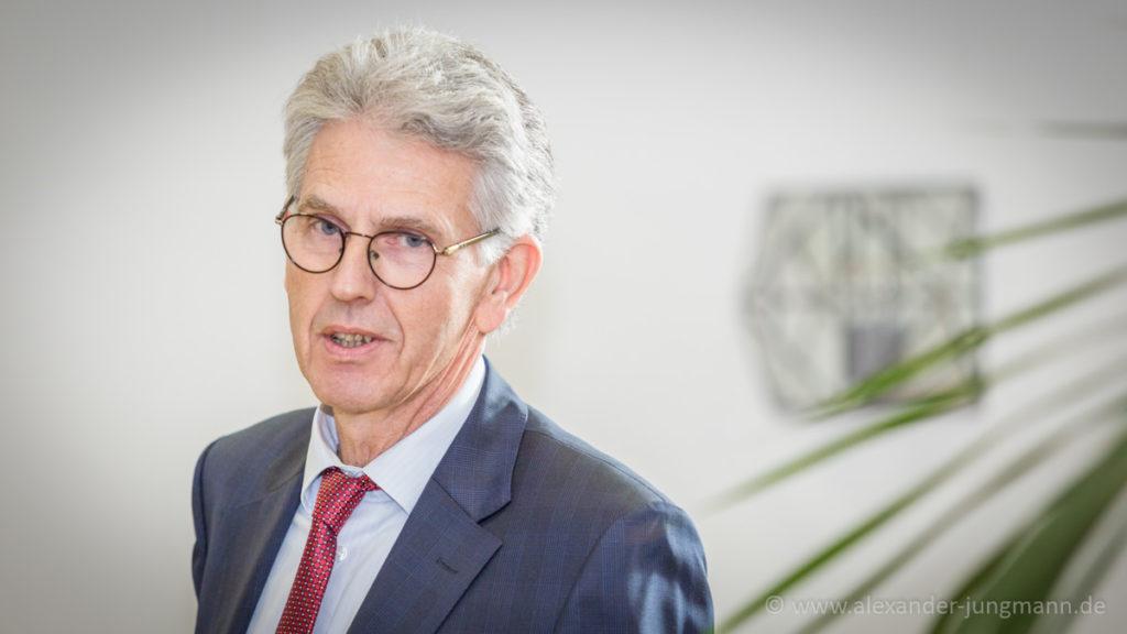 Uwe Klein, Fraktionsvorsitzender der FDP Heusenstamm.