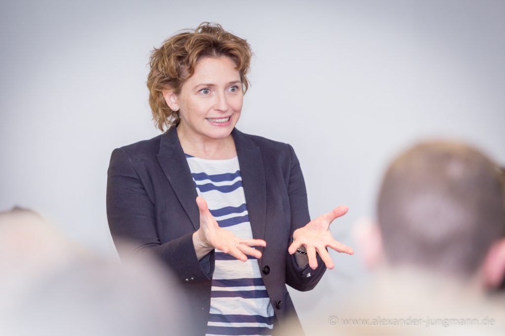 Nicola Beer, MdB und Generalsekretärin der FDP.